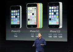 Plastic iPhone           - Why Apple made the 5c the way they did.