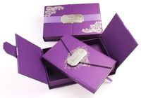 Source gerogeous boxed invitations for luxury wedding on m.alibaba.com