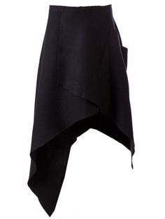 Shop Maison Rabih Kayrouz layered asymmetric skirt in L'Eclaireur from the world's best independent boutiques at farfetch.com. Over 1000 designers from 300 boutiques in one website.