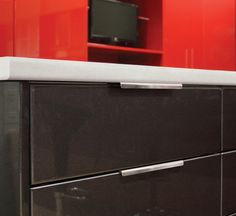 Get The Look: Use Our Discreet Look Kitchen Handles For A Sleek, Modern  Kitchen