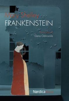 «Frankenstein», de Mary Shelley. Rigurosa edición de @Nordica_Libros a partir de la de Standard Novels de 1831 con la traducción clásica de Alianza. Acompaña a la obra un delicado teatrillo ilustrado de 68 páginas obra de Elena Odriozola: http://youtu.be/cf31RMi6yEg http://www.veniracuento.com/