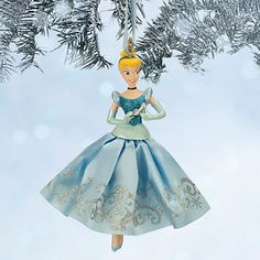 Cinderella Sketchbook Ornament   $12.95