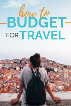 Budget Travel Tips & Tricks | Learn how you can budget for travel in this complete guide. It covers everything from how to travel cheaply and the best budget travel destinations to helpful hacks and tricks. #budgettravel #traveltheworld #travelbudget #budgeting #traveltips Traveling Tips, Packing Tips For Travel, Budget Travel, Travel Ideas, Travel Inspiration, World Travel Guide, International Travel Tips, Instagram Tips, Wanderlust Travel