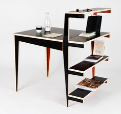 The SCAR furniture line, designed by Luca Macrì, stems from an emotional design project that opens our homes to the surprises that catch us off guard, the mistakes we learn from, the stumbling blocks that proved we are not like everyone else, the need to get back on our feet after falling. Sometimes all that matters is getting back up off the ground. Sometimes, you'll find, it really is for the best.    I actually find this design interesting and very different from your everyday furniture!