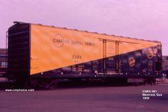 CGRX 901  Car No: 901 re#'d CN 222000; 230000 Builder: Can-Car Type: Mechanical Reefer Built Date: 9/1960 Location: Montreal, Que Dat...