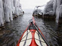 Wouldn't You rather be Kayaking? www.TheRiverRuns.info #kayaking #kayak #river