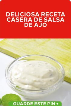 Salsa Ajo, Appetizers Table, Chimichurri, Chutney, Deli, Food And Drink, Tasty, Snacks, Canning