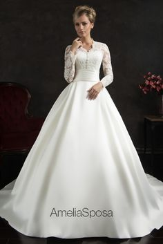 "Amelia Sposa ""Elissa""-Grace Kelly anyone?"