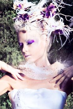 Beautiful Fashion Makeup Photography | Smashing Trends