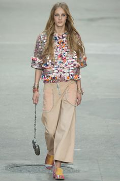 Chanel ready-to-wear Spring/Summer 2015|33