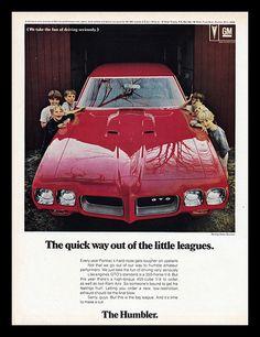 Pontiac GTO, 1970