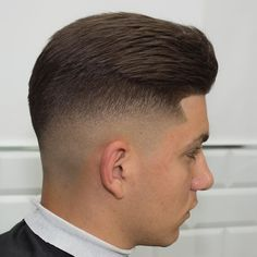 Haircut by javi_thebarber_ http://ift.tt/1rGinwp #menshair #menshairstyles #menshaircuts #hairstylesformen #coolhaircuts #coolhairstyles #haircuts #hairstyles #barbers