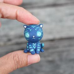 Dark Tiger 'Shipping Only' by TheLittleMew on Etsy
