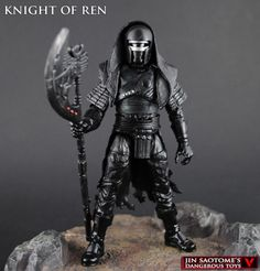 Knight of Ren 1 (Star Wars) Custom Action Figure