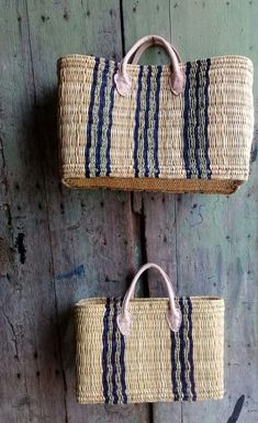 Mudroom is a place for people who love, use and respect the outdoors. We sell the gear and goods for YOUR Mudroom.syncing your passion with the soul of your home. Reusable Shopping Bags, Reusable Tote Bags, Deer Decor, Market Baskets, Open Weave, Storage Baskets, Mudroom, Leather Handle, Straw Bag