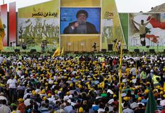 """Hezbollah Commits to an All-Out Fight to Save Assad: The leader of the powerful Lebanese militant group Hezbollah decisively committed his followers on Saturday to an all-out battle in Syria to defeat the rebellion against President Bashar al-Assad. He said the organization, founded to defend Lebanon and fight Israel, was entering """"a completely new phase,"""" sending troops abroad to protect its interests."""