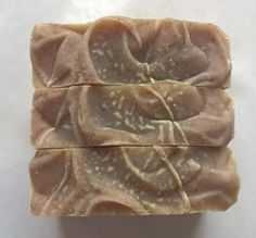 Indian Sandalwood: Handmade Soap Vegan Soap by HermitageSoapNH