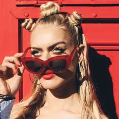 Best Braid Styles, Sunglasses Women, Braids, Hair, Fashion, Bang Braids, Moda, Cornrows, Fashion Styles