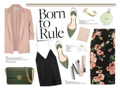 """""""#427"""" by blacksky000 ❤ liked on Polyvore featuring Haider Ackermann, Post-It, River Island, Dolce&Gabbana, Paul Andrew, Forever New, Tory Burch and Chanel"""