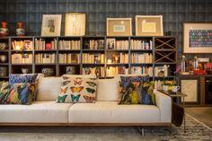 Escritório da Chef por Andrea Duarte e Anna C. Malta na Casa Cor Rio 2015
