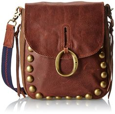 Lucky Brand Janis Cross Body Bag,Brown,One Size