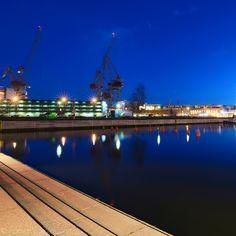 Панорама задворок Хельсинки (смотреть в инстаграм, там она листается!)
