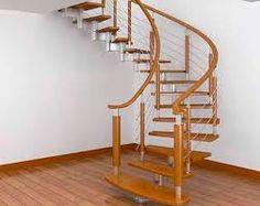 Resultado de imagen para escaleras para casa peque as - Modelos de escaleras de caracol para interiores ...