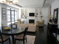 Expensive Places to Rent: Boston, Mass. might not share in the sand and sun of South Florida, but, thanks to this penthouse at the Mandarin Oriental hotel, can compete on high-priced rental properties. At $19.5K per month, it may seem like a big step down cost wise, but considering this place has just two bedrooms over 1,985 square feet—compared to the 65,000-square-foot Miami manse—that's a lot of coin for such tight accommodations.