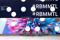 RedBull Music Festival Toronto & Montreal on Behance