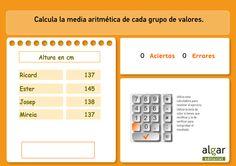La media aritmética
