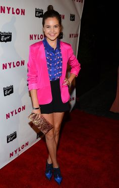 Bailee Madison At Nylon's Annual May Young Hollywood Party