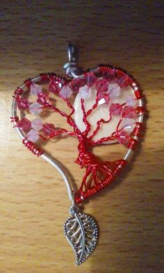 wire wrapped Tree of Life
