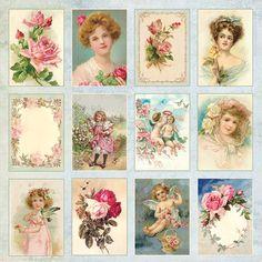 einen sehr großen Auswahl an hübsches Designerpapier- und Blöcke, zur Gestaltung auf Karten, Alben, Kollage , Scrapbooking und Verschönerung diverse Objekte!