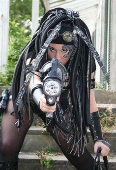 #cyberpunk #costumes #cosplay
