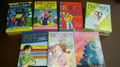 Nancy Drew + The Hardy Boys = Winter Reading Fun! | DonorsChoose.org project by Mrs. Brickley