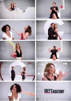 It's all fun and games for you guys, all smiling and laughing... BUT WHAT ABOUT MY FEELINGS THAT SHONDALAND DESTROYED?!
