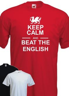 keep calm T-shirt triple crown Wales 6 Nations men ladies welsh rugby tshirt Celtic Nations, Six Nations Rugby, Keep Calm T Shirts, Clothing Items, Upcycled Clothing, British And Irish Lions, Wales Rugby, Cardiff Wales
