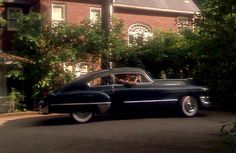 Series 61 Cadillac as seen in Driving Miss Daisy Driving Miss Daisy, Counting Cars, Flying Car, Car Car, Old Cars, Cadillac, Hot Wheels, Cinema, Movie Cars