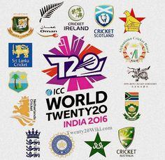ICC World Twenty20 2016 First & Super-10 Groups - T20 Wiki
