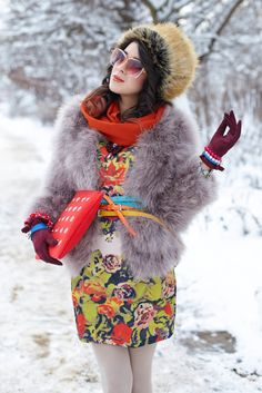 RUSSIAN winter | MACADEMIAN GIRL