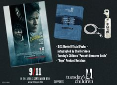 "Win a Prizepack from the true story due out 9/8 titled ""9/11"" Stars Charlie Sheen. Ens 9/23https://mimilovesall8.blogspot.com/2017/08/911-movie-due-out-98-review-giveaway.html #Remember911"