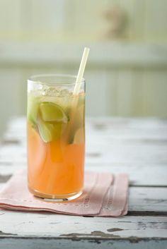 Rezept: Grapefruit-Limonade
