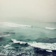 Bondi Haze – Bondi Beach Sydney Photography by Irenaeus Herok