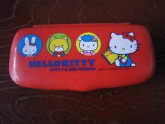 Hello Kitty Accessories, Sanrio, Sunglasses Case, Lunch Box, Auction, Bento Box