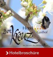 Kreuz Steinheim   » Speisekarte