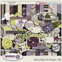 {Once Upon a Dream} Digital Scrapbook Kit by Aprilisa Designs available at Gingerscraps http://store.gingerscraps.net/Once-Upon-A-Dream-Kit-by-Aprilisa-Designs.html #digiscrap #digitalscrapbooking #aprilisadesigns #onceuponadream