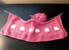 Kuzulu Bebek Battaniyesi Yapımı 12