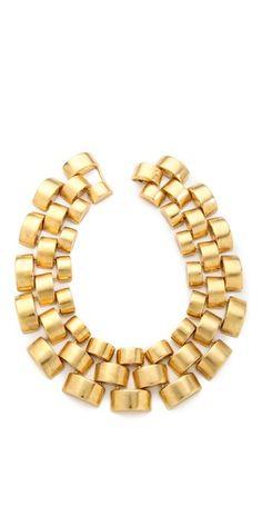 Ben-Amun Watch Link Collar Necklace | SHOPBOP