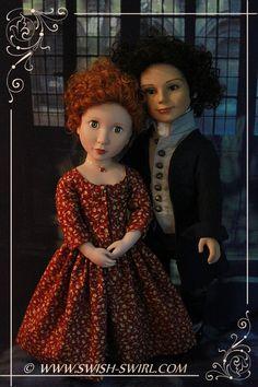Ross And Demelza, Poldark, Pretty Dolls, Scene, Disney Princess, Disney Characters, Christmas, Vintage, Blog