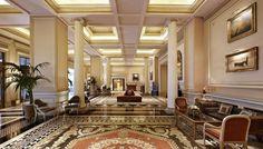 Hotel Grande Bretagne, a Luxury Collection Hotel | World's Most-Lavish Hotel Lobbies | ItsParisK